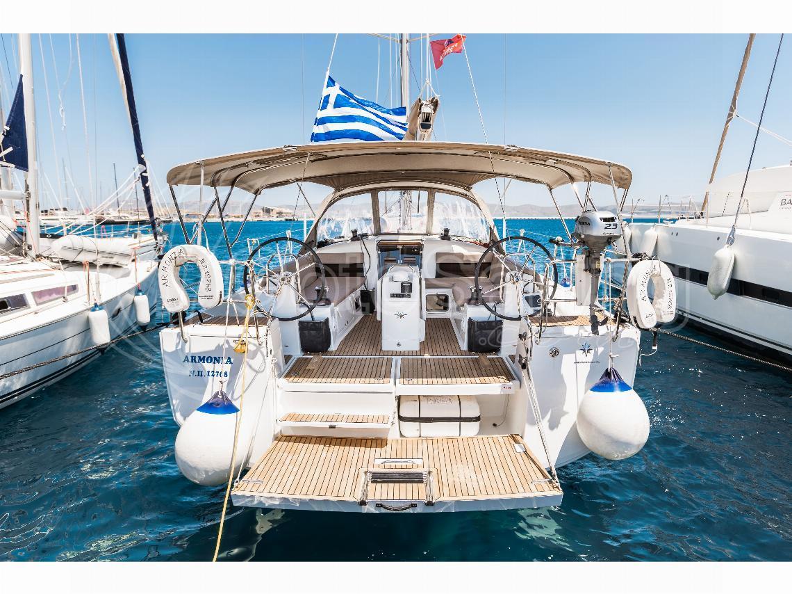 ath44018 Sun Odyssey 440