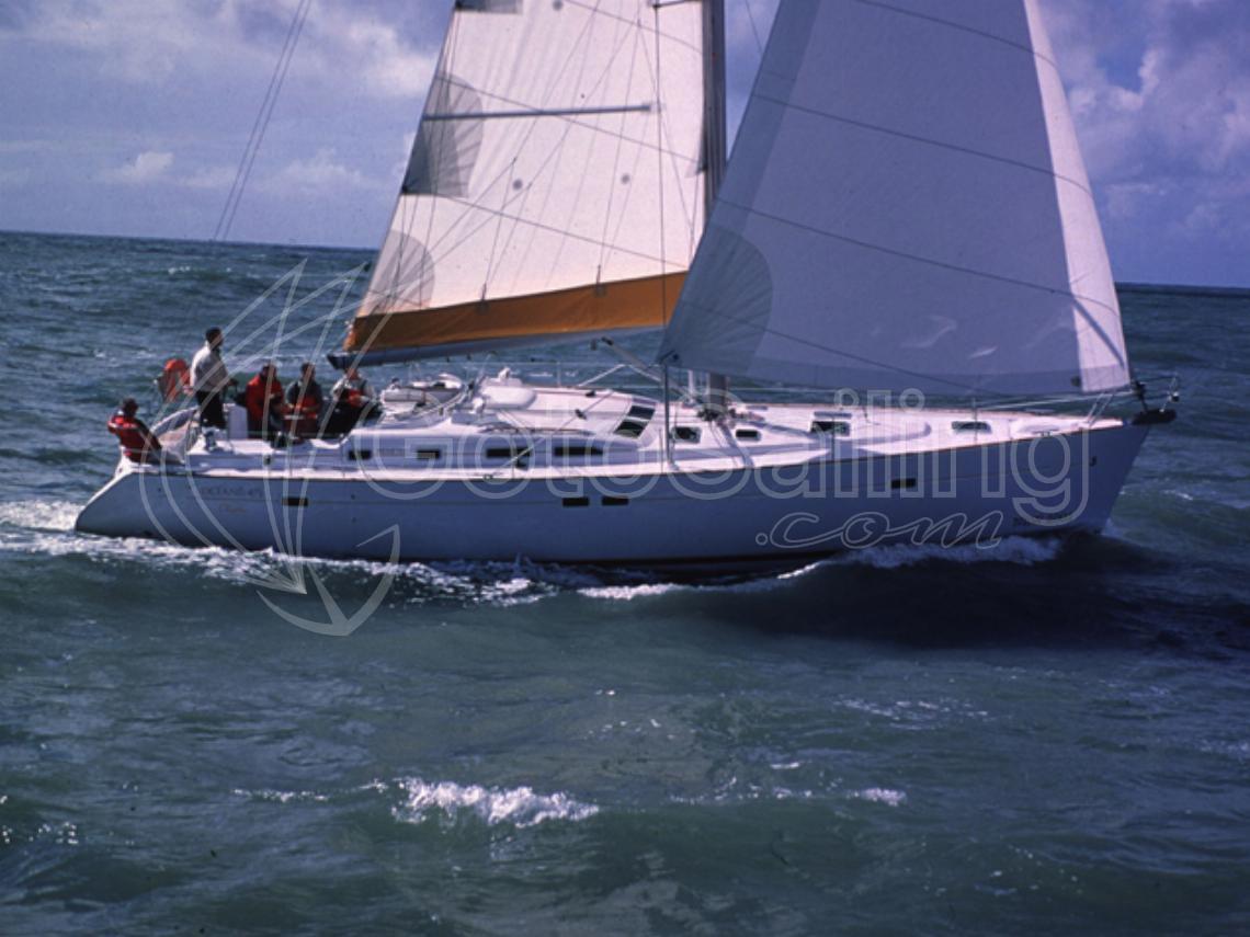 Alboran XIX Sabor (Radazul) Oceanis Clipper 473