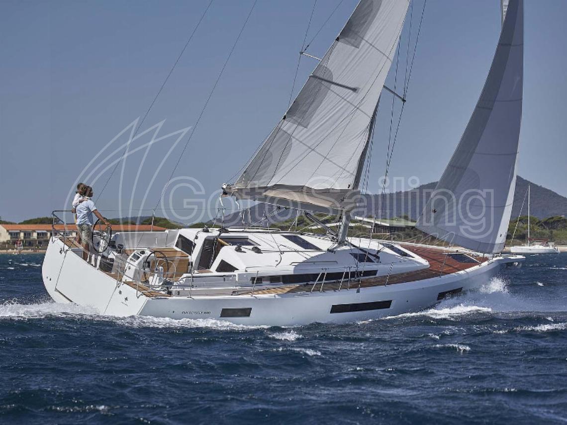 Alboran Caipiroska (Radazul) Sun Odyssey 440