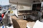 Amber Fountaine Pajot Lucia 40