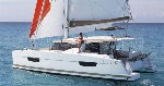 Canopus Fountaine Pajot Lucia 40