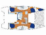 Sunsail 454 Leopard 45