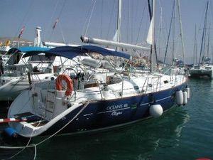 beneteau oceanis clipper 411 3 cab