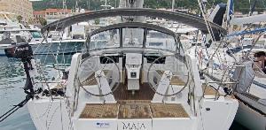 hanse yachts hanse 418