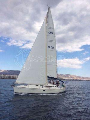 feeling yachts feeling 39