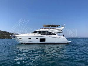 princess yachts princess 52 fly