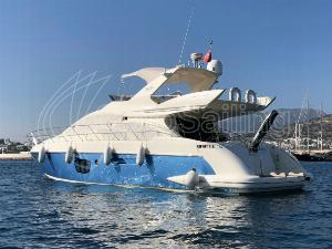 azimut benetti yachts azimut 55