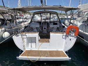hanse yachts hanse 458